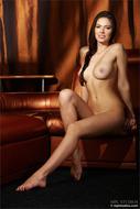 Sensual Nude Brunette Arianna - pics 10