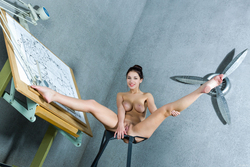 Evita Lima Yummy Naked Designer - pics 06