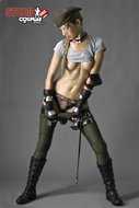 Cosplay Erotica Horny Army Girl - pics 04