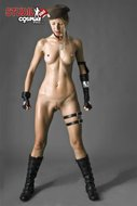 Cosplay Erotica Horny Army Girl - pics 08
