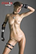 Cosplay Erotica Horny Army Girl - pics 09