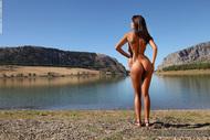 Ela Beautiful Big Natural Boobs - pics 09