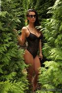 Big Titted Vanessa Green Corner - pics 00
