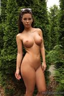 Big Titted Vanessa Green Corner - pics 08