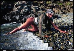 Ebony Pirate Bettina Hot Threesome - pics 01