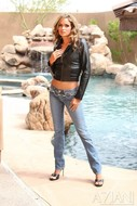 Prinzzess Leather Jacket - Jeans - pics 01