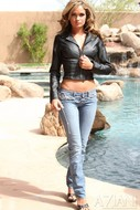 Prinzzess Leather Jacket - Jeans - pics 02