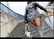 Milf in Fucking Sexy Latex Boots - pics 09