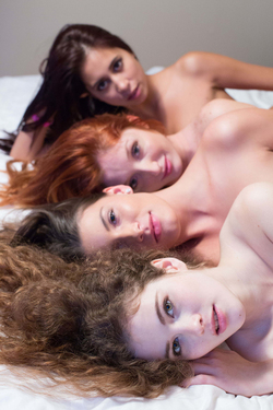 Red Fox, Paula Shy, Sindy Black, Vanessa - pics 10