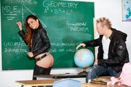 Dirty Slut - Classroom Hardcore - pics 04