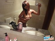 Busty Thai Pussycat Selfshots - pics 03