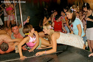 Wild Group Sex @ the Disco Club - pics 10