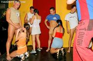 Wild Group Sex @ the Disco Club - pics 12