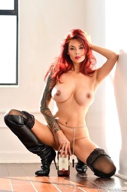 Pornstar Tera Patrick Black Boots - pics 14