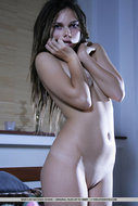 Beautiful Rasta Babe Stripping - pics 11