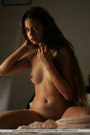 Horny Babe Milana Temptation - pics 11