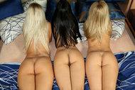 3 Little Girls Spreading Pussy - pics 14