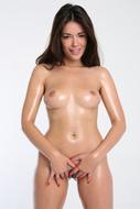 Oiled Slut Ava in Shiny Boots - pics 03