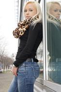 Platinum Babe Naomi on Casting - pics 02