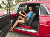Wonderful Cuban Girls with Cars - pics 06