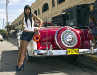 Wonderful Cuban Girls with Cars - pics 09