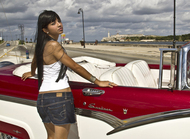 Wonderful Cuban Girls with Cars - pics 11