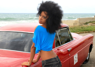 Wonderful Cuban Girls with Cars - pics 20