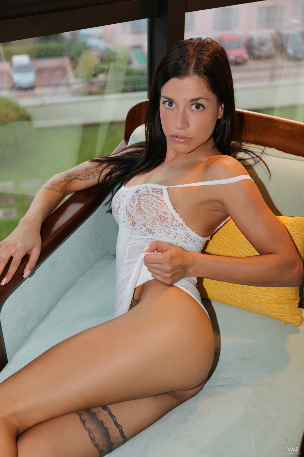 Tattooed Beauty Wanna Fuck Now - picture 05