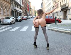 Maria Ryabushkina Street Flash - pics 06