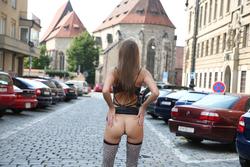 Maria Ryabushkina Street Flash - pics 12