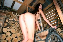 Petite Young Babe Monicca Woodland - pics 09