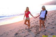 Ashley Fires Lesbian Romance - pics 00