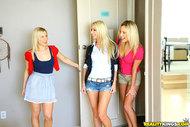 Ashley Fires Lesbian Romance - pics 01