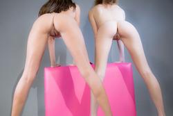 Silvie Luca and Vanessa Hot Lesbians - pics 10