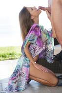 Young Goddess Outdoor Fucking - pics 03