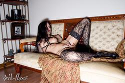 Adorable Goth Princess Dawn Avril - pics 06
