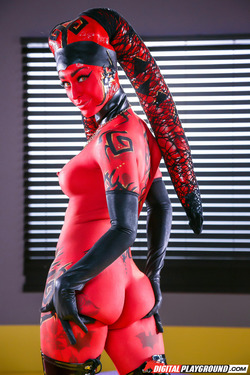 Kleio Valentien - Dark Force Rising - pics 07