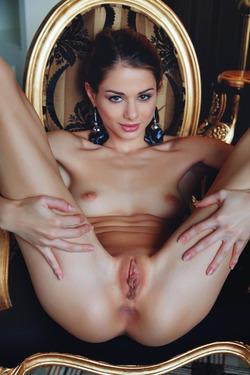 Sexy Loretta A in Fancy Stockings - pics 13