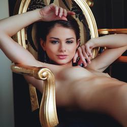 Sexy Loretta A in Fancy Stockings - pics 15