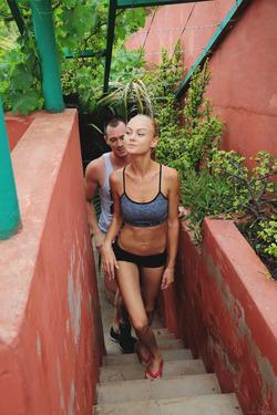 Nancy A and Martin Stein - Jardin - pics 00