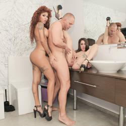 Alexa Nasha Venus Afrodita 3some Porn - pics 03