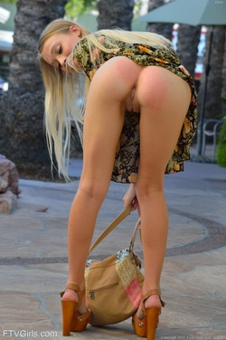 Blonde Riley More than Revealing - pics 04