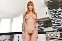 Hot Milf Lauren on the Countertop - pics 08