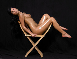 Oiled Babe Mirta Extreme Exposure - pics 07