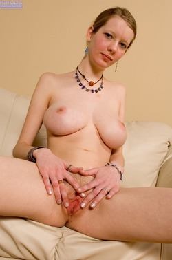 Valentine Collins - Big Natural Tits - pics 17