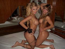 Amazing Big Booty Amateur Lesbians - pics 04
