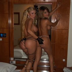 Amazing Big Booty Amateur Lesbians - pics 07