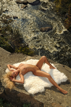 Ukrainian Blonde Beauty Katya Ad - pics 12
