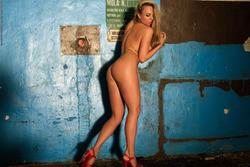 Damn Hot Babe Brittie Dirty Works - pics 10