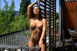 Beautiful Bombshell Allison - Morning - pics 11
